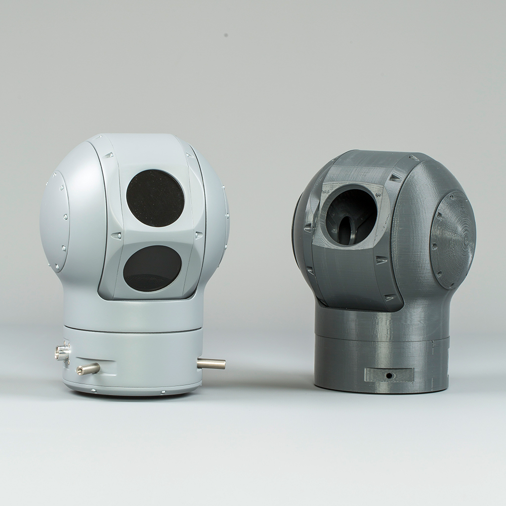 snabb 3d-produktion, kamera ABS m30