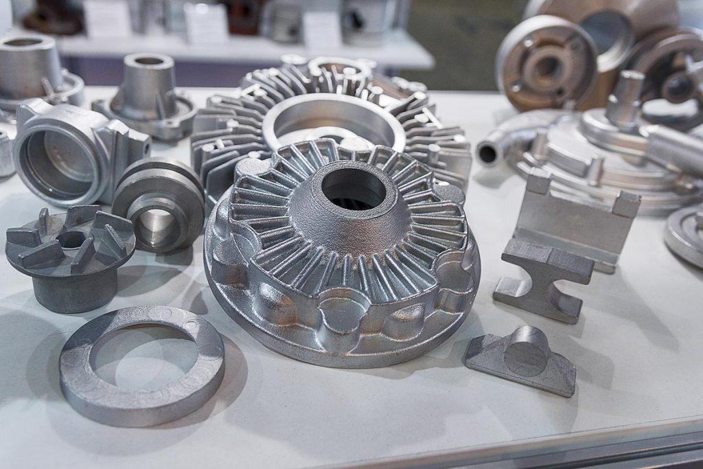 Metallgjutning - produkt - gjutgods